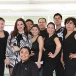 Stefania con el Ballet Puro México  2