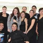 Stefania con el Ballet Puro México  4